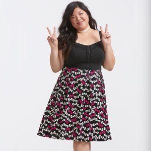 65a37ba5c Hello Kitty Bow Dress plus size 22 Torrid